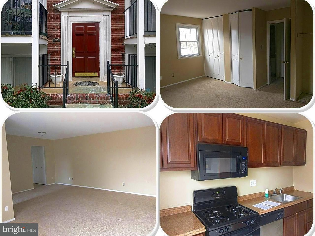 Condominium for Sale at 317 Homeland Southway #3c Baltimore, Maryland 21212 United States
