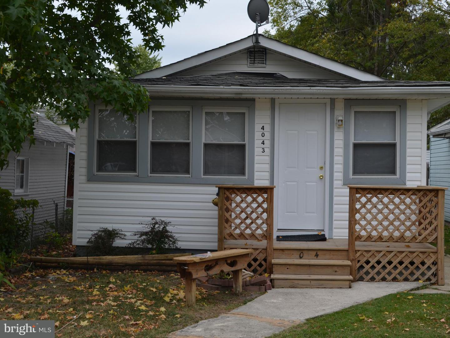 Other Residential for Rent at 4043 8th St North Beach, Maryland 20714 United States