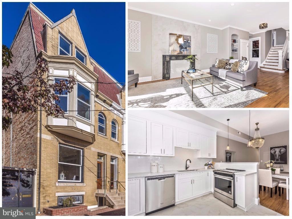 Stadthaus für Verkauf beim 13 2nd St E 13 2nd St E Frederick, Maryland 21701 Vereinigte Staaten