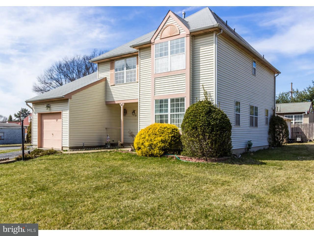 Частный односемейный дом для того Продажа на 37 BIRCHLY Court Westville, Нью-Джерси 08093 Соединенные Штаты