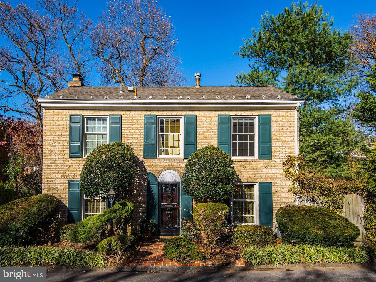 Single Family for Sale at 2809 North Glade St NW Washington, District Of Columbia 20016 United States