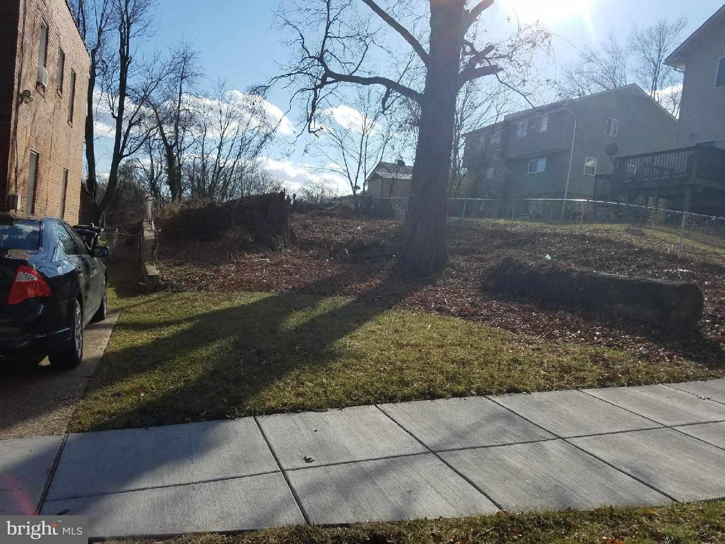 Land for Sale at Erie St SE Washington, District Of Columbia 20020 United States