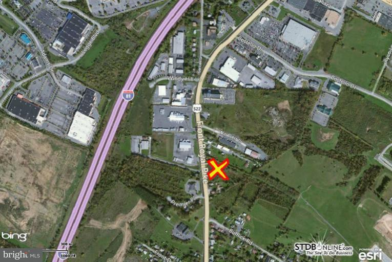 Additional photo for property listing at 473 Front Royal Pike 473 Front Royal Pike Winchester, Virginia 22602 Estados Unidos