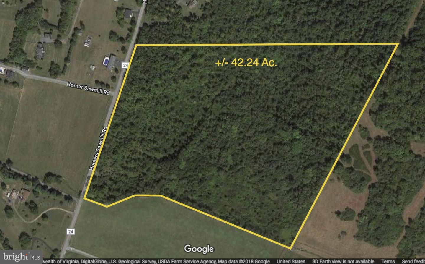 Land for Sale at Horners Sawmill Rd Gerrardstown, West Virginia 25420 United States