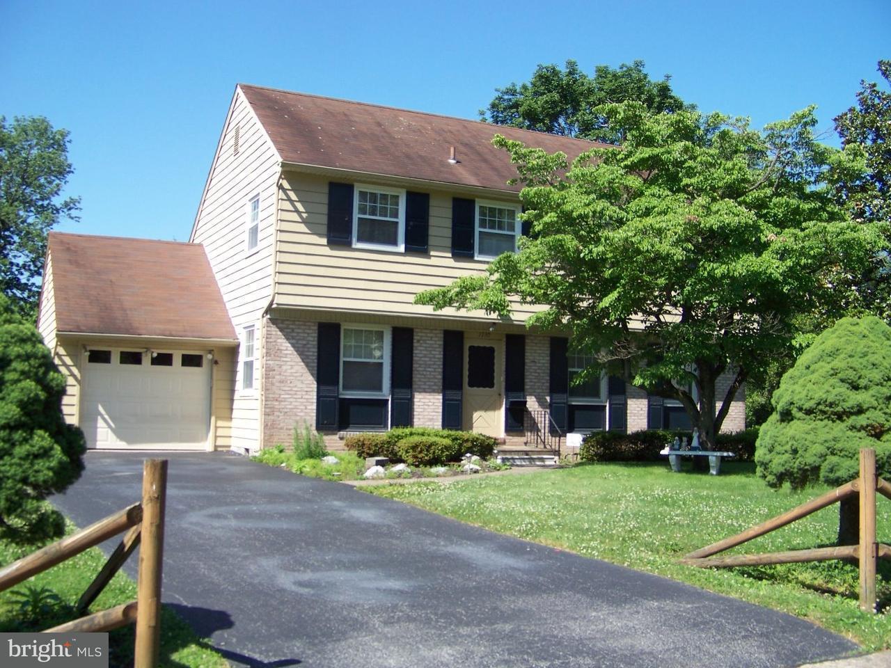 独户住宅 为 销售 在 1730 MAGNOLIA Lane Jeffersonville, 宾夕法尼亚州 19403 美国
