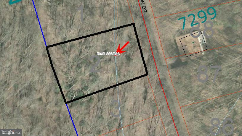 Land for Sale at 0 Jefferson Dr King George, Virginia 22485 United States