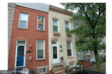 Other Residential for Rent at 1419 Hull St Baltimore, Maryland 21230 United States