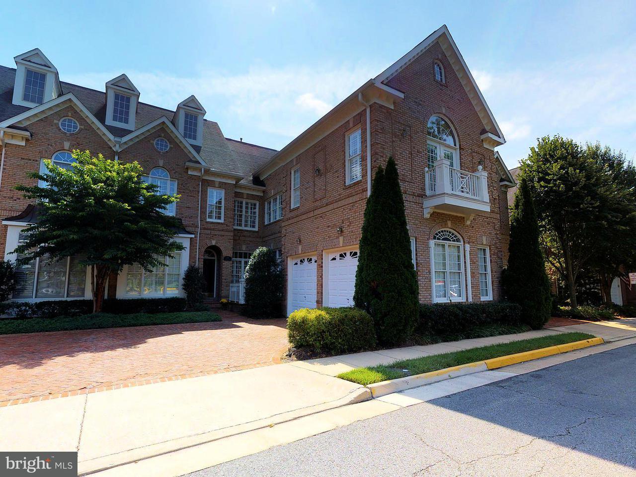 联栋屋 为 销售 在 3863 Lewiston Place 3863 Lewiston Place Fairfax, 弗吉尼亚州 22030 美国