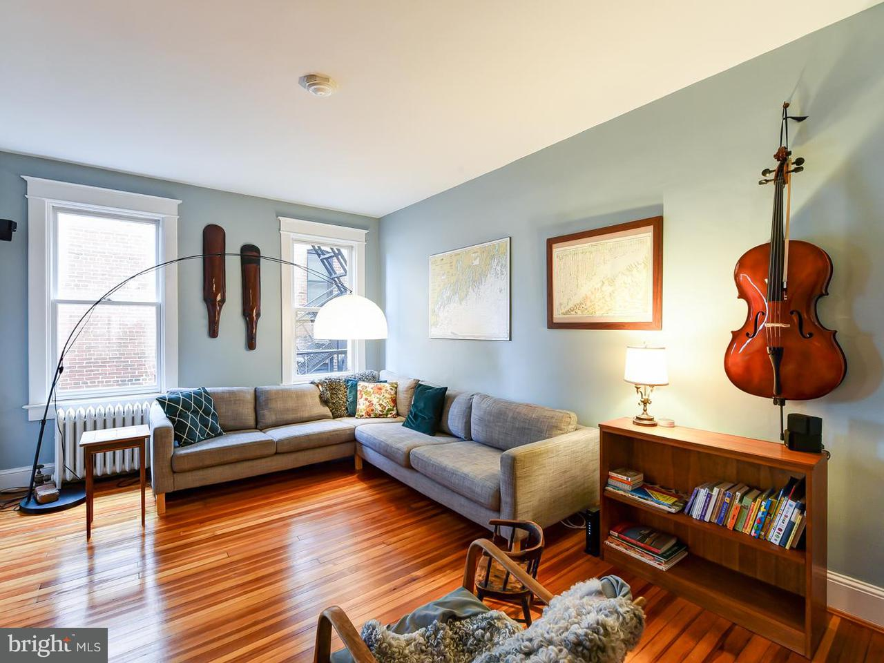 Condominium for Sale at 1789 Lanier Pl Nw #23 1789 Lanier Pl Nw #23 Washington, District Of Columbia 20009 United States