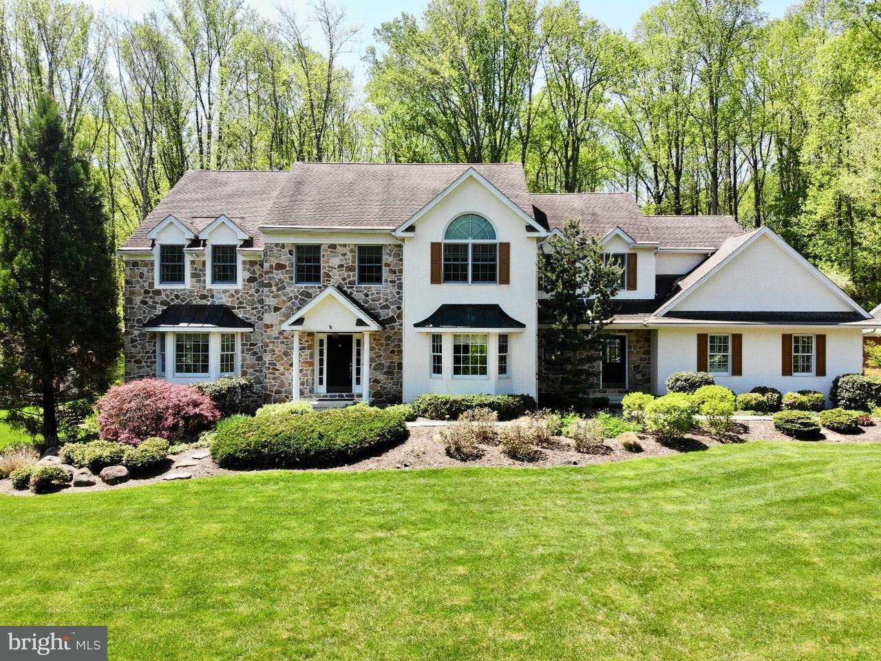Частный односемейный дом для того Продажа на 44 DELANEY Drive Downingtown, Пенсильвания 19335 Соединенные Штаты