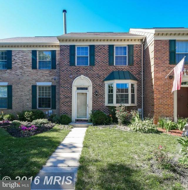 Other Residential for Rent at 101 English Run Cir Sparks, Maryland 21152 United States