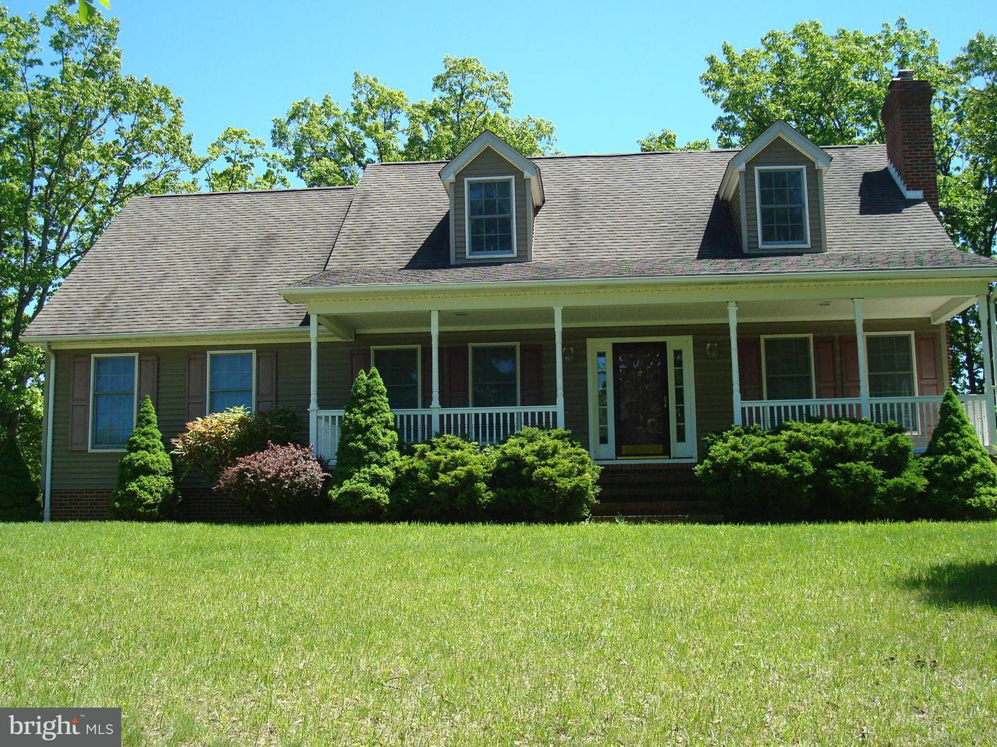Single Family for Sale at 845 Nebo Rd Great Cacapon, West Virginia 25422 United States