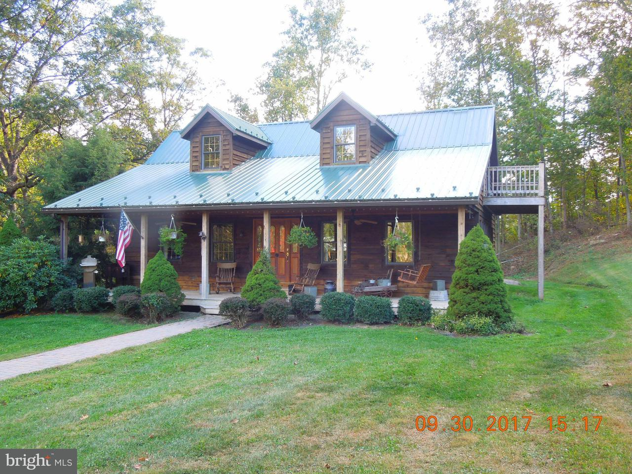 Single Family for Sale at 207 Pine Ridge Rd Bedford, Pennsylvania 15522 United States