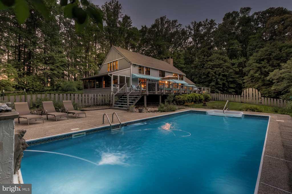 独户住宅 为 销售 在 88 Morgan Creek Road 88 Morgan Creek Road 维尔, 马里兰州 21919 美国