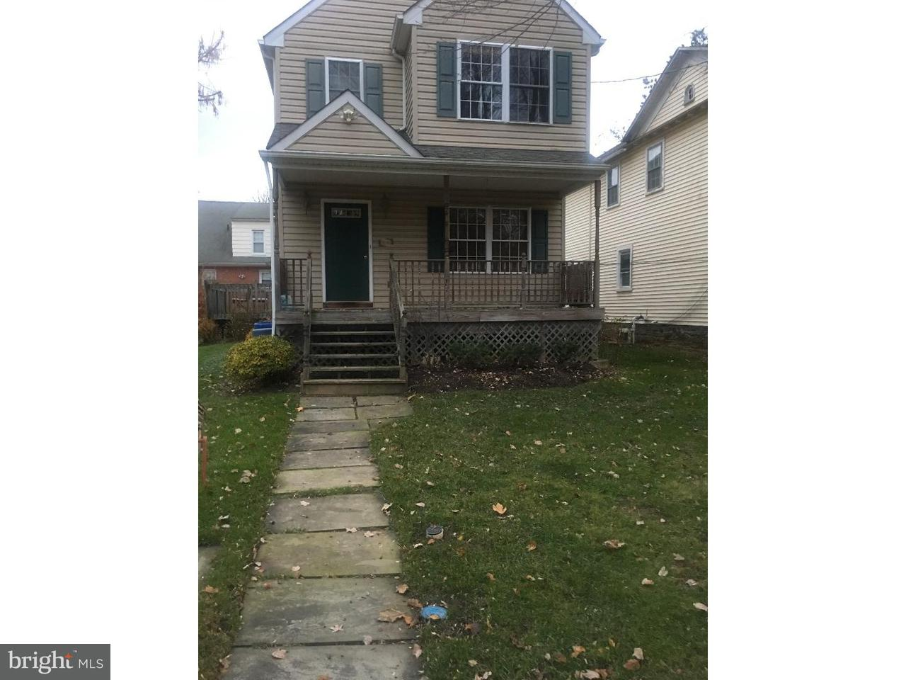 Single Family Home for Rent at 29 1/2 WEST Avenue Bryn Mawr, Pennsylvania 19010 United States