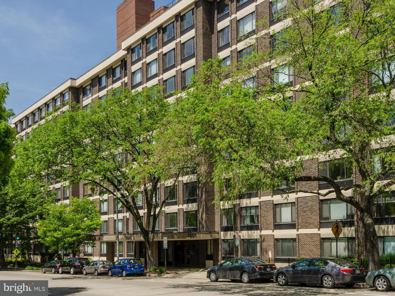 Condominium for Sale at 2501 Calvert St Nw #209 2501 Calvert St Nw #209 Washington, District Of Columbia 20008 United States