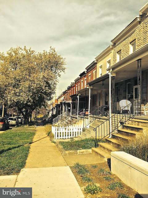 Single Family for Sale at 2231 Cedley St SE Baltimore, Maryland 21230 United States