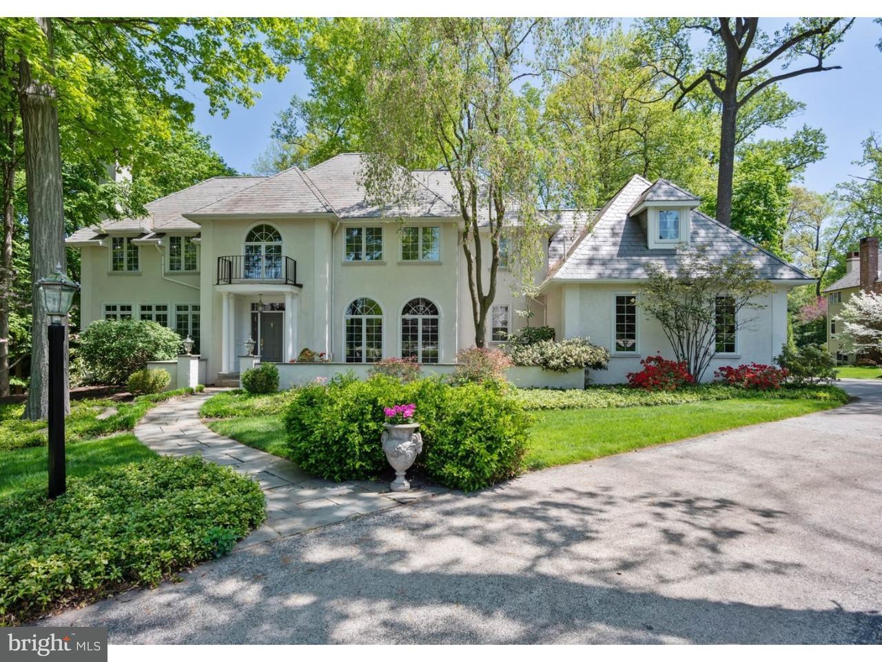 Casa Unifamiliar por un Venta en 603 LONGCHAMPS Drive Devon, Pennsylvania 19333 Estados Unidos