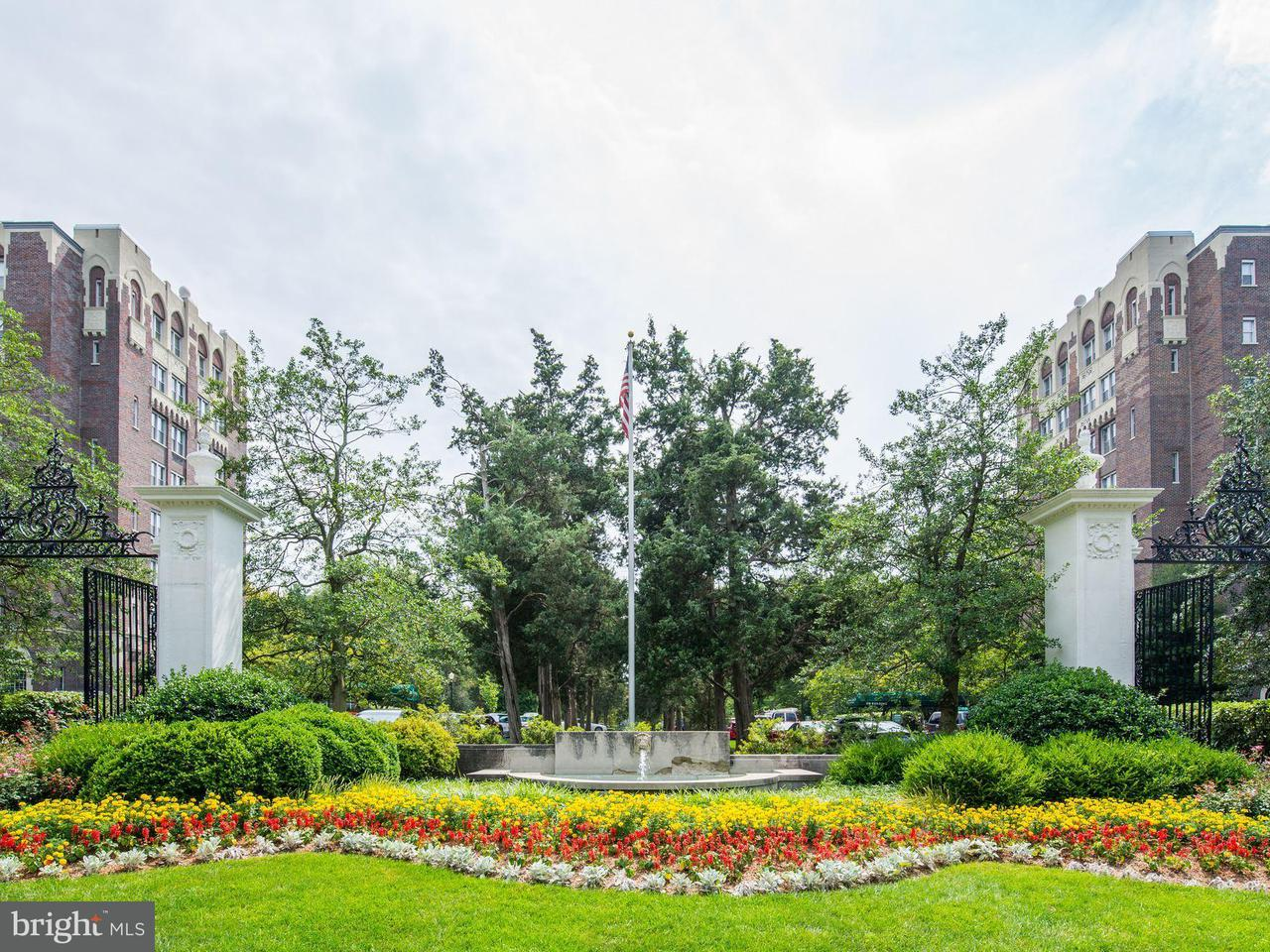Single Family for Sale at 3900 Cathedral Ave NW #804a Washington, District Of Columbia 20016 United States