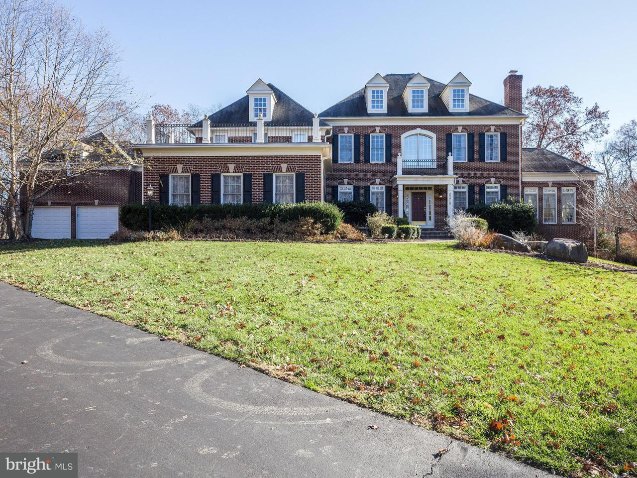 Single Family Home for Sale at 5210 Tre Towers Court 5210 Tre Towers Court Centreville, Virginia 20120 United States