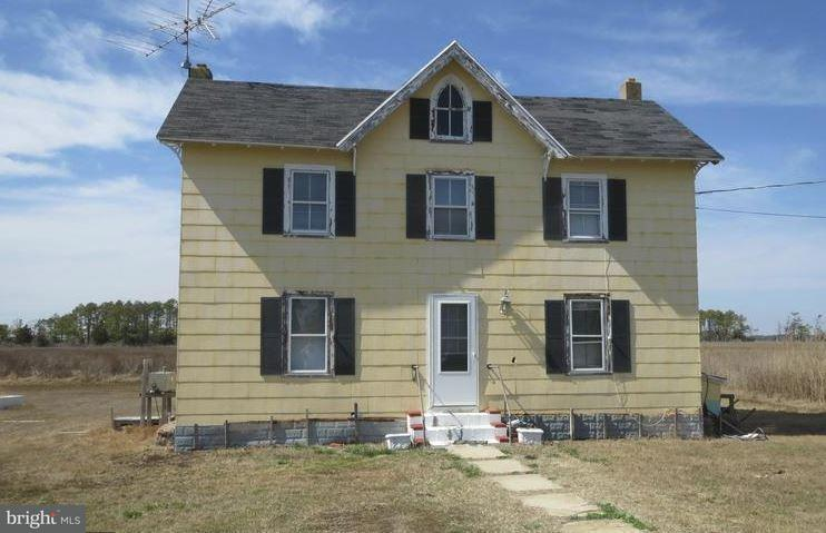 Single Family for Sale at 2826 Crocheron-County Rd Crocheron, Maryland 21627 United States