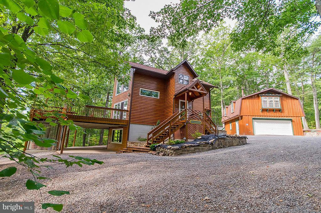 Additional photo for property listing at 272 Rose Bud Lane  Great Cacapon, West Virginia 25422 United States