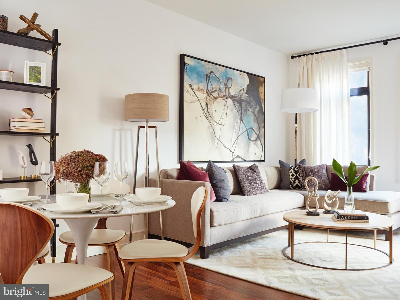 Condominium for Rent at 1310 U St NW #816 Washington, District Of Columbia 20009 United States