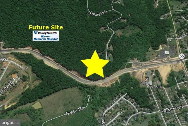Land for Sale at 238 Swan Road 238 Swan Road Front Royal, Virginia 22630 United States