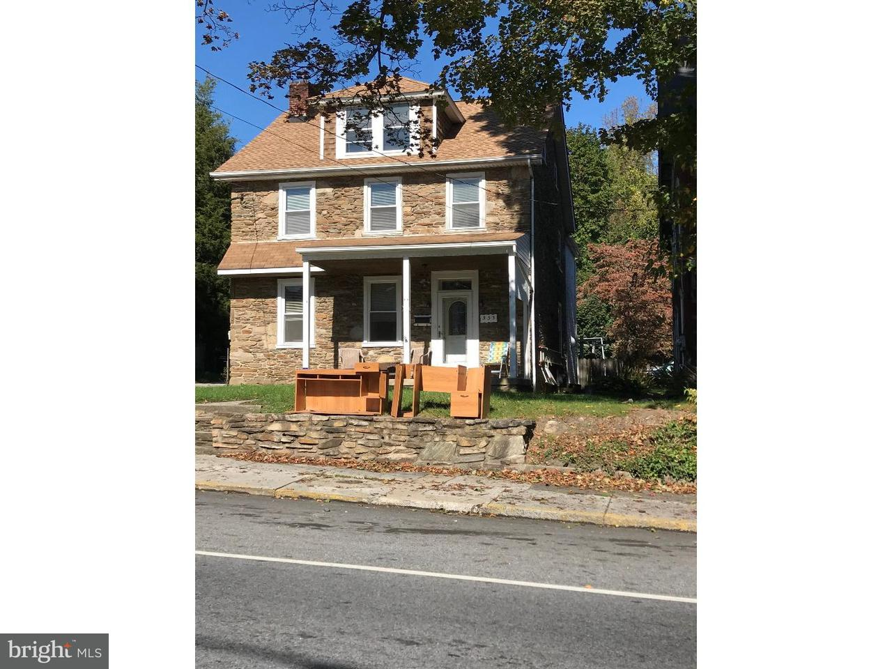 Single Family Home for Rent at 333 W LINCOLN HWY Coatesville, Pennsylvania 19320 United States
