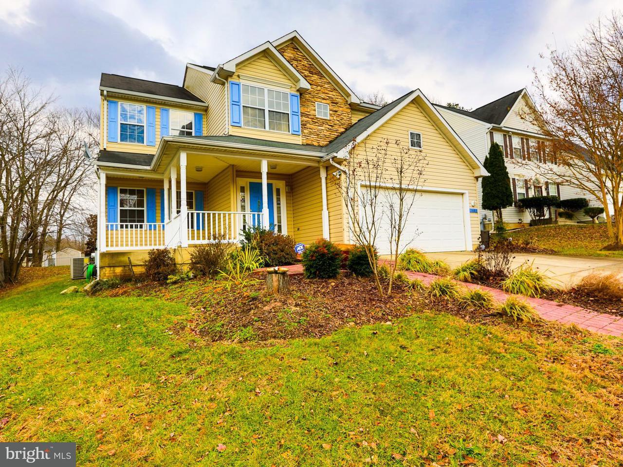獨棟家庭住宅 為 出售 在 3403 Manderes Place 3403 Manderes Place Springdale, 馬里蘭州 20774 美國