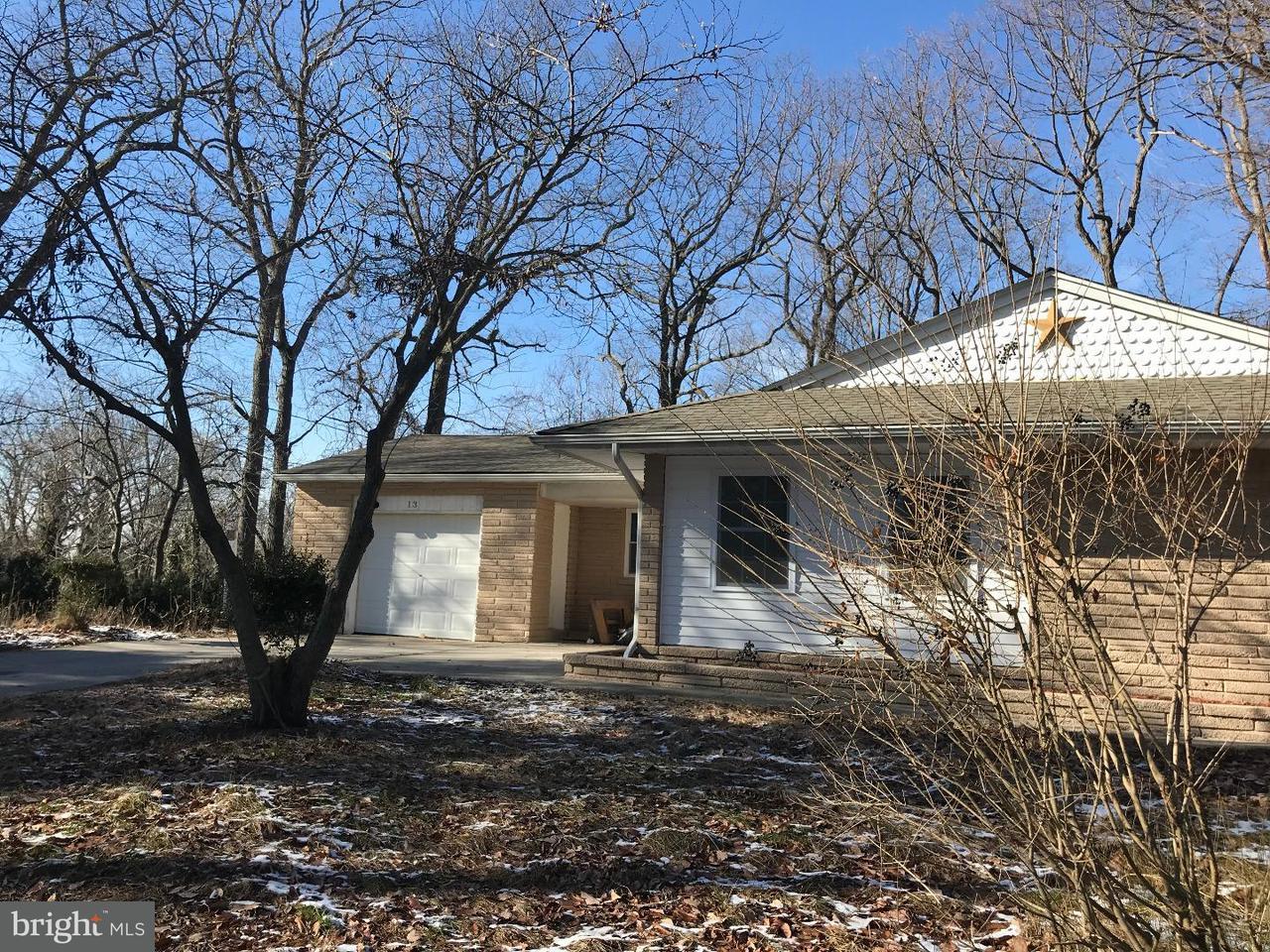 独户住宅 为 出租 在 13 TROUT Avenue Clementon, 新泽西州 08021 美国