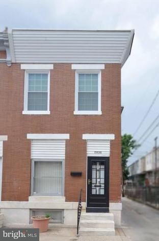Single Family for Sale at 2830 Madison St E Baltimore, Maryland 21205 United States