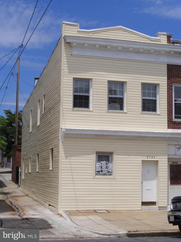 Single Family for Sale at 2124 Presbury St Baltimore, Maryland 21217 United States