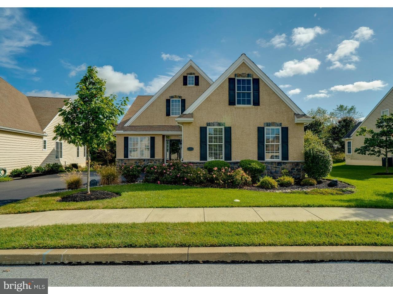 Casa Unifamiliar por un Alquiler en 202 CRESCENT RD #13 Landenberg, Pennsylvania 19350 Estados Unidos