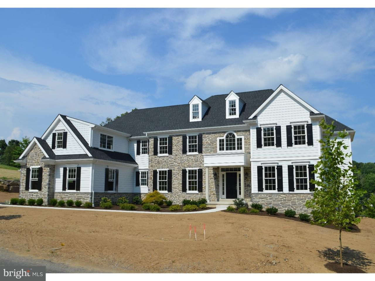 Single Family Home for Sale at LOT 16 GEIST VIEW Circle Media, Pennsylvania 19063 United States