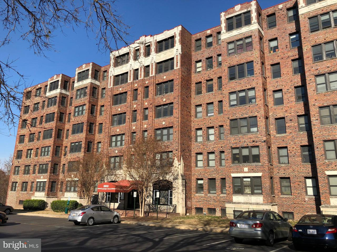 Condominium for Sale at 3900 14th St NW #210 Washington, District Of Columbia 20011 United States