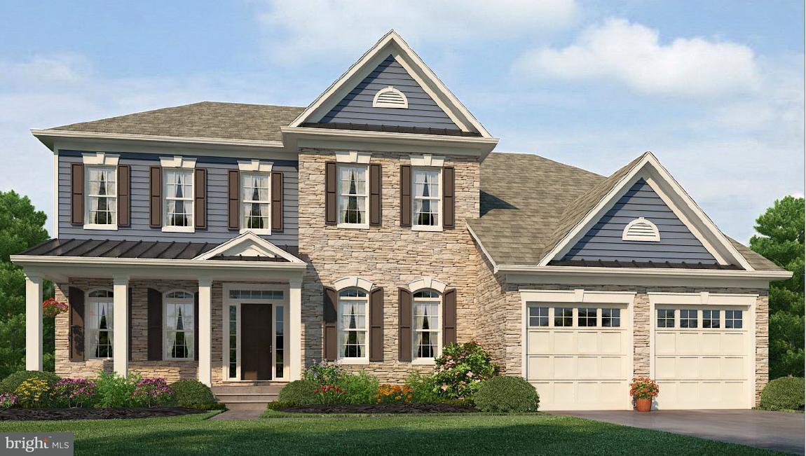 Maison unifamiliale pour l Vente à 9762 Powder Hall Road 9762 Powder Hall Road Perry Hall, Maryland 21128 États-Unis