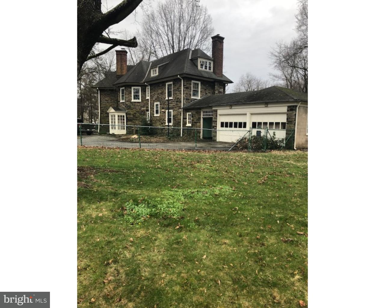 Single Family Home for Rent at 708 OLD LANCASTER Road Bryn Mawr, Pennsylvania 19010 United States