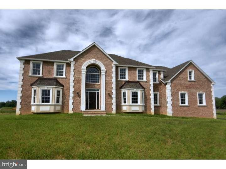 Частный односемейный дом для того Продажа на 1 SIENNA Court Robbinsville, Нью-Джерси 08691 Соединенные ШтатыВ/Около: Robbinsville Township