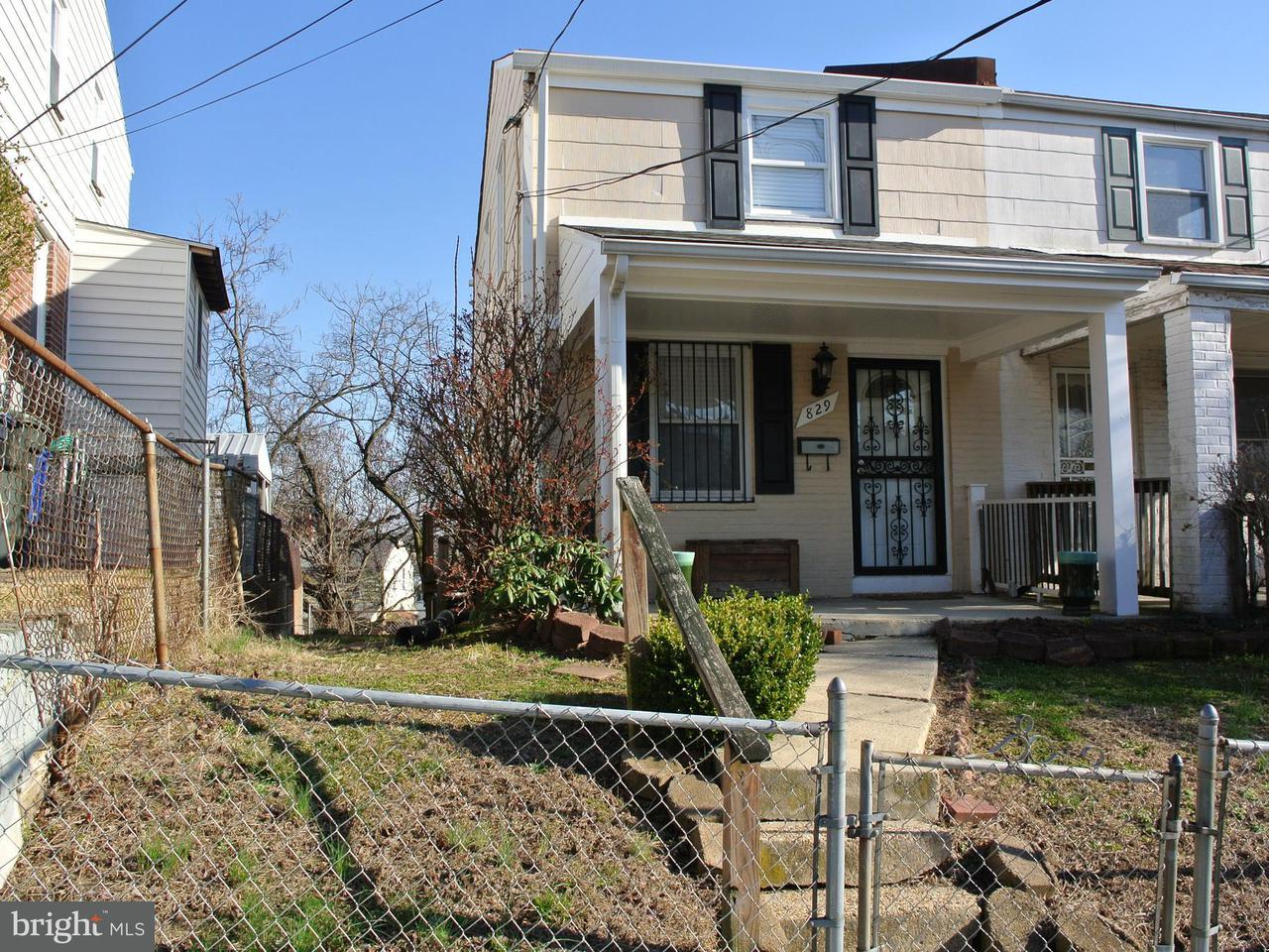 Other Residential for Rent at 829 51st St NE Washington, District Of Columbia 20019 United States