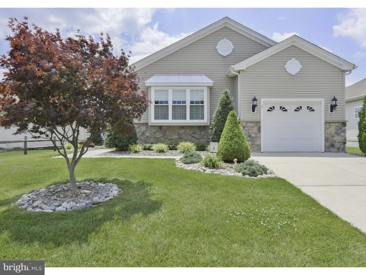 独户住宅 为 销售 在 3 JUNE ANN Drive Clayton, 新泽西州 08312 美国