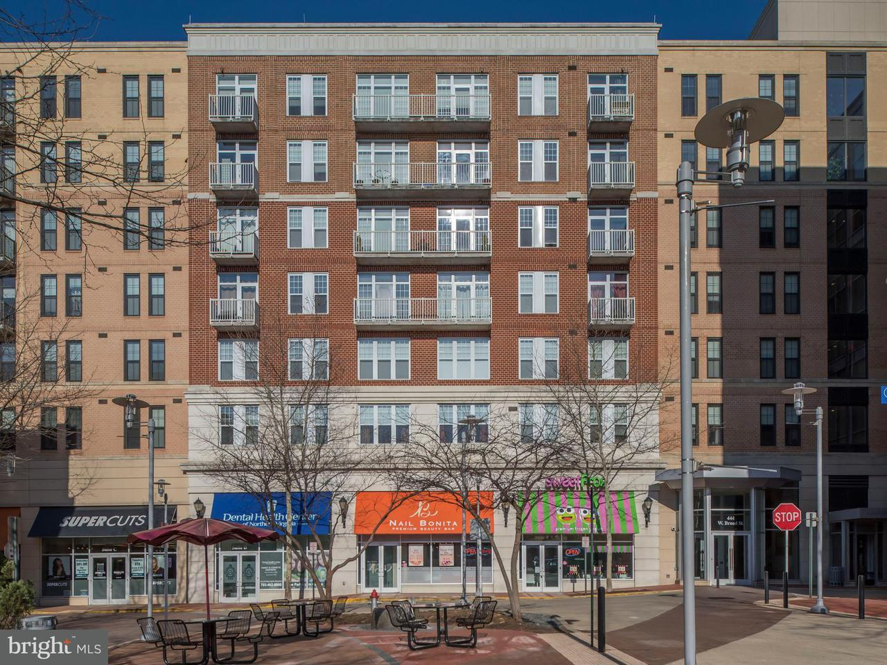 Condominium for Sale at 444 Broad St #313 444 Broad St #313 Falls Church, Virginia 22046 United States
