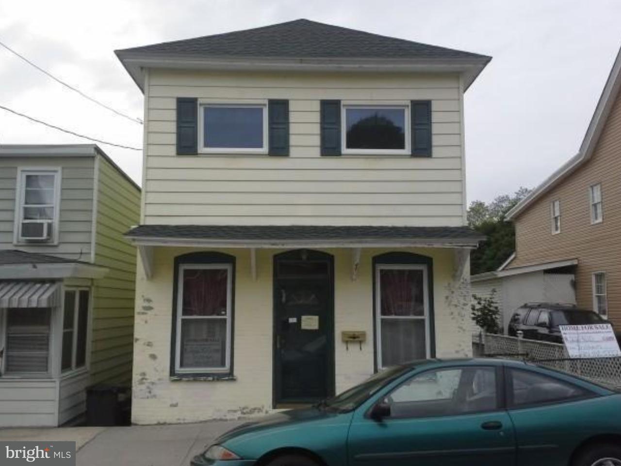 Maison unifamiliale pour l Vente à 440 W WHITE Street Summit Hill, Pennsylvanie 18250 États-Unis