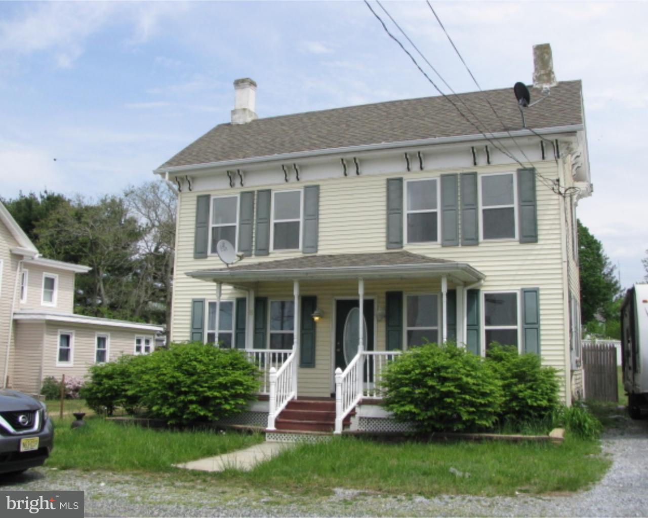 Casa Unifamiliar por un Venta en 8 FRONT Street Dorchester, Nueva Jersey 08316 Estados Unidos