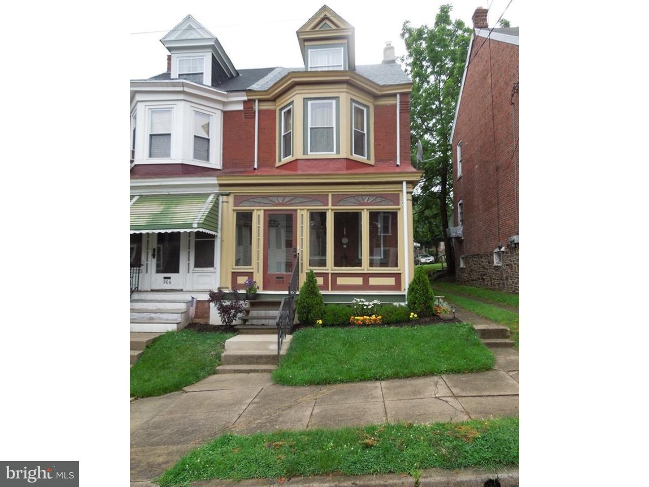Maison accolée pour l à louer à 208 WALNUT Street Spring City, Pennsylvanie 19475 États-Unis