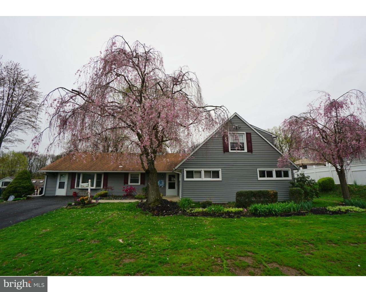 Частный односемейный дом для того Продажа на 30 ROSE APPLE Road Levittown, Пенсильвания 19056 Соединенные Штаты