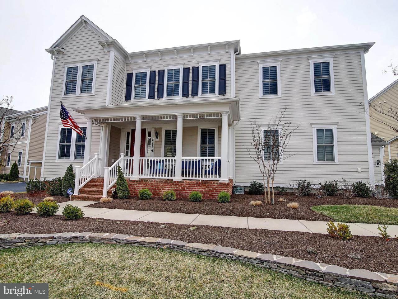 Single Family Home for Sale at 24859 Quimby Oaks Place 24859 Quimby Oaks Place Aldie, Virginia 20105 United States