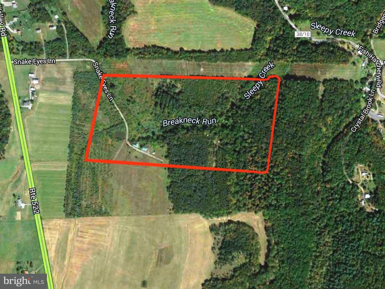 Land for Sale at Us Hwy Us Hwy Berkeley Springs, West Virginia 25411 United States