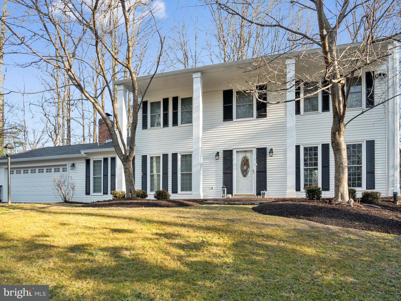 Single Family Home for Sale at 11710 Ayreshire Road 11710 Ayreshire Road Oakton, Virginia 22124 United States