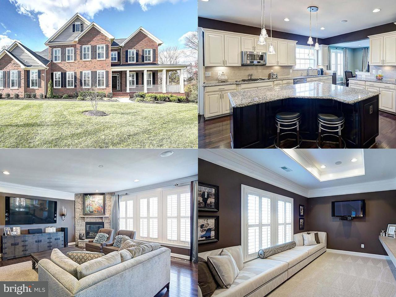 Single Family Home for Sale at 41501 Goshen Ridge Place 41501 Goshen Ridge Place Aldie, Virginia 20105 United States